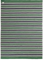 Ralph Lauren Home Racing Point Stripe Indoor/Outdoor Rug, 4' x 6'