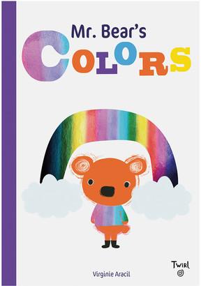 "Chronicle Books Mr. Bears Colors"" Children's Book"