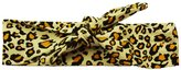 Dress Up Dreams Boutique Wholesale Princess Little Girl's Top Knot Turban Headbands-Cheetah