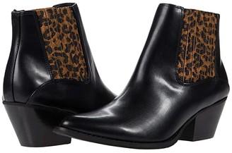 Volatile Kimberlite (Black/Leopard) Women's Boots