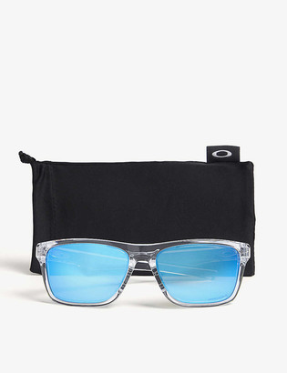 Oakley Holston square-frame sunglasses