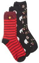 Kate Spade Women's 3-Pack Crew Socks