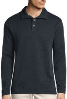Haggar Long Sleeve Pullover Sweater