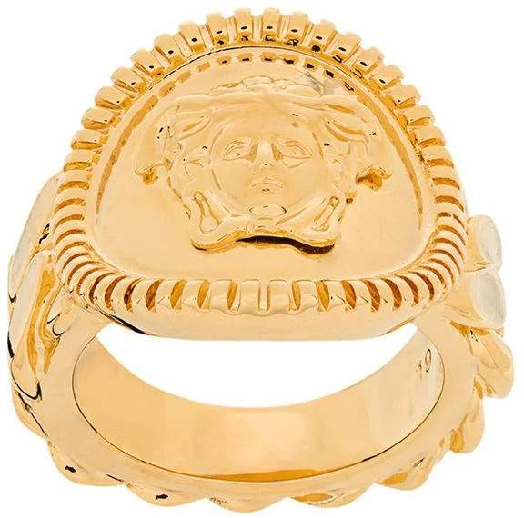 Versace medusa kreios ring