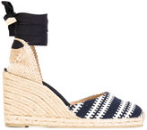Castaner Carina espadrilles - women - Cotton/Leather/Acrylic/rubber - 38