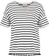 Sundry CREW NECK Print Tshirt maritime stripes