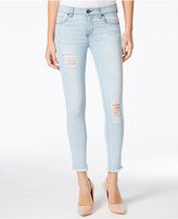 KUT from the Kloth Connie Ripped Skinny Ankle Jeans