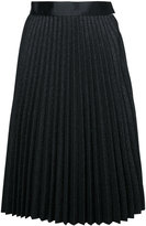Romance Was Born pleated glitter skirt - women - Polyester - 8