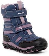 Geox Alaska Faux Fur Lined Waterproof Boot (Toddler, Little Kid, & Big Kid)