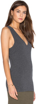 James Perse Skinny Jersey Tank