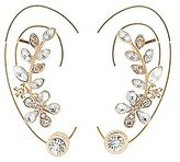 Charlotte Russe Ear Crawler & Stud Earrings Set