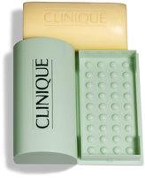 Clinique Facial Soap with Dish - Oily Skin Formula