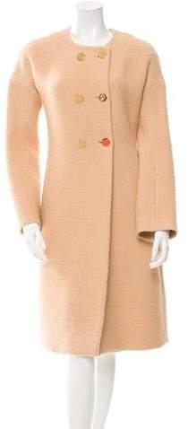 Derek Lam Tweed Wool Coat w/ Tags