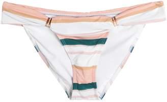 Vix Paula Hermanny V I X Paula Hermanny Chimera Bia Striped Bikini Briefs