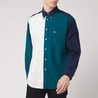 Lacoste Men's Colour Block Shirt