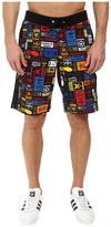 adidas Multicolor Shorts