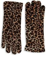 Cejon Animal-Print Gloves