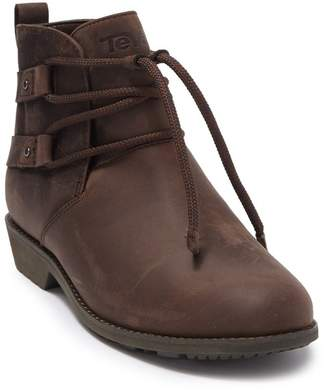 Teva De La Vina Dos Shorty Waterproof Lace-Up Boot