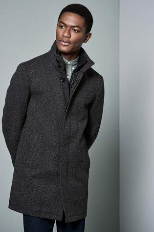 e6cc7216ddac Next Mens Coats - ShopStyle UK