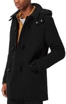 Topman Men's Duffle Coat