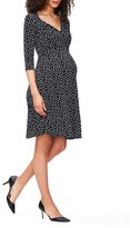 Leota 'Sweetheart' Maternity Dress