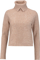 Magaschoni Wool and cashmere-blend turtleneck sweater