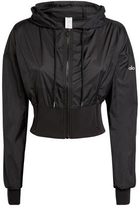 Alo Yoga Nebula Hooded Jacket