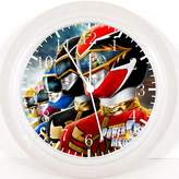 "Ikea Power Rangers Wall Clock 10"" Will Be Nice Gift and Room Wall Decor E18"