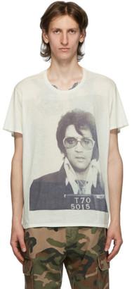 R 13 Off-White Elvis T-70 Boy T-Shirt