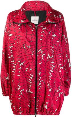 Moncler Oversized Zip Jacket