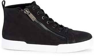 Kenneth Cole New York Tyler Suede High-Top Sneakers