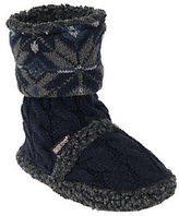 Muk Luks Indoor/Outdoor Boots with Memory Foam Insole