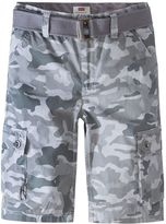 Levi's Boys 4-7x Belted Cargo Shorts