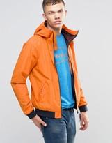 Bench Zip Through Lightweight Jacket In Orange
