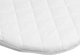 John Lewis & Partners Premium Foam Moses Basket Mattress, 74 x 28cm