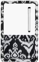 Pottery Barn Teen Gear-Up Damask Chandelier Dry Erase Pocket