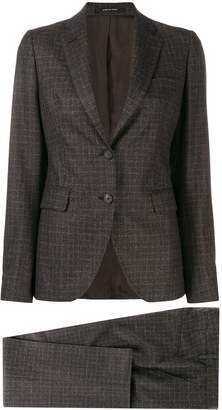 Tagliatore two-piece trouser suit