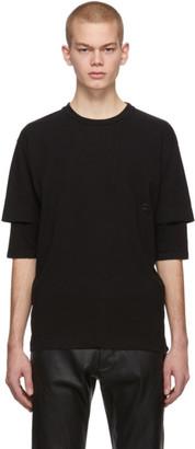 Alyx Black Bonded Sleeve T-Shirt