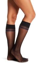 Wolford Leah Knee-High Socks