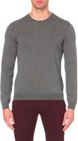HUGO BOSS Slim-fit wool jumper