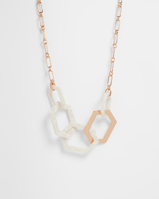 Ted Baker GEOLA Geo Chain Necklace