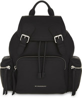 Burberry Leather rucksack