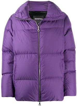 Duvetica Purple Padded Jacket