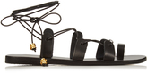 Ancient Greek Sandals X Ilias Lalaounis Alcyone leather sandals
