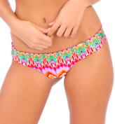 Luli Fama Sunkissed Laughter Wavey Back Ruched Bottom in Multicolor (L44504P)