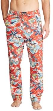 Polo Ralph Lauren Men's Tropical-Print Pajama Pants
