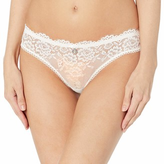 Emporio Armani Women's Eternal Lace Brazilian Brief