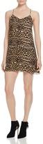 Rebecca Minkoff Sam Leopard Print Slip Dress - 100% Exclusive