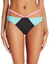 Coco Rave Women's Keep It Cute ) Sarah Strappy Bikini Bottom