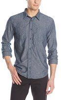 Nudie Jeans Men's Ace Chambray Shirt